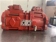上海維修抓煤機川崎K3V140雙泵