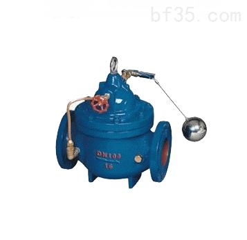 遥控浮球水力控制阀