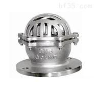 H42W不銹鋼法蘭底閥 井底過濾閥