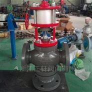 ZSQP-II氣動式活塞式切斷閥