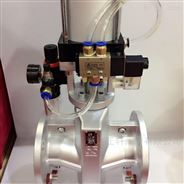 GJ642X气动调节型胶管阀