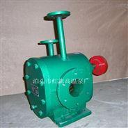 华潮牌LB型沥青保温泵齿轮泵特点