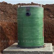 内蒙古  一体式泵站