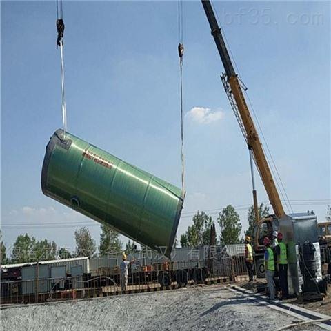 湖南  排污一体化泵站厂家