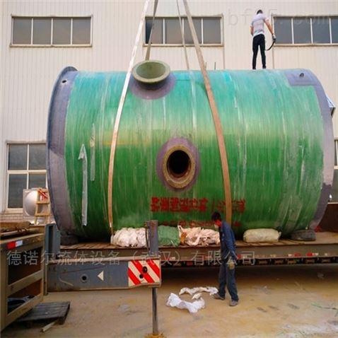 内蒙古  雨水泵站