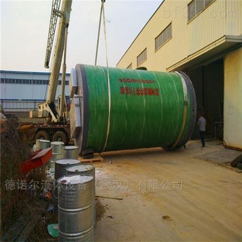 惠州 PE  一體化預制泵站價格