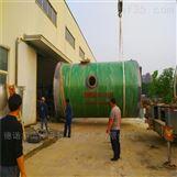 重庆  玻璃钢一体化提升泵站
