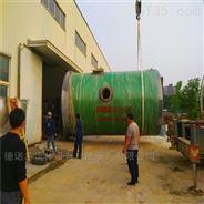 山西一体化泵站厂家 不锈钢 污水处理
