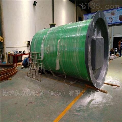 河南  一体化雨水泵站