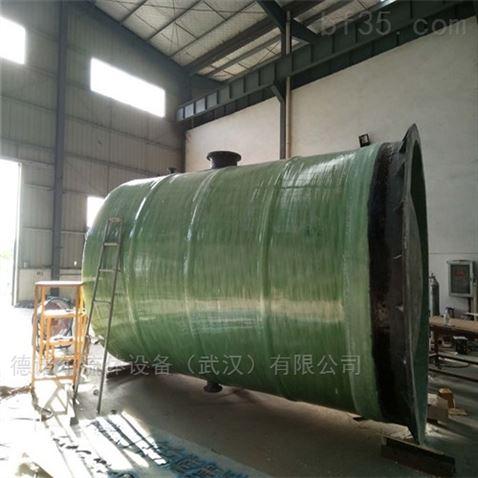 海南  一体化泵站生产厂家