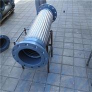 河北供应不锈钢金属软管总成法兰金属波纹管