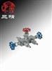 J23SA-16-320针型阀:外螺纹针型阀组合阀