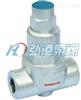 TB3F、TB5F、TB6F、TB11F、CS47H型可调双金属片温调式蒸汽疏水阀