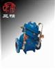 JD745X型水利控制阀:多功能水泵控制阀